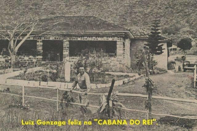 NA CABANA DO REI